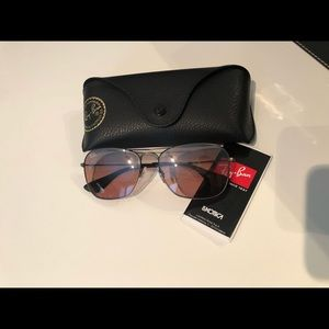 Ray-Ban Accessories - Ray-Ban Rb3610 9139/6u 58 Matte Black